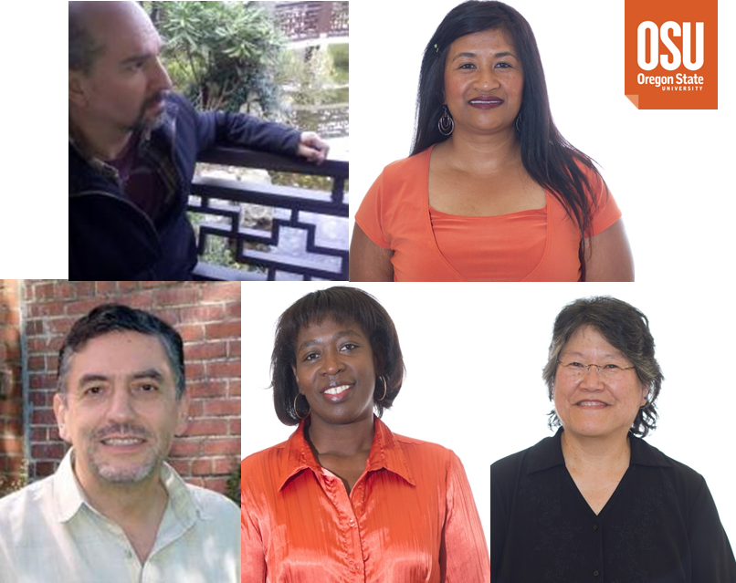 Cover image for Untold Stories: Oral Histories of Faculty & Staff of Color at Oregon State University